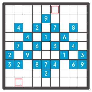 5月のナンプレパズル問題